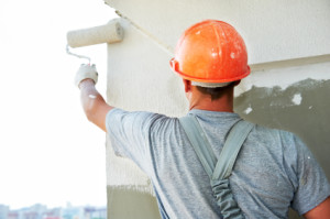 Exterior Commercial Painters and Plasterers